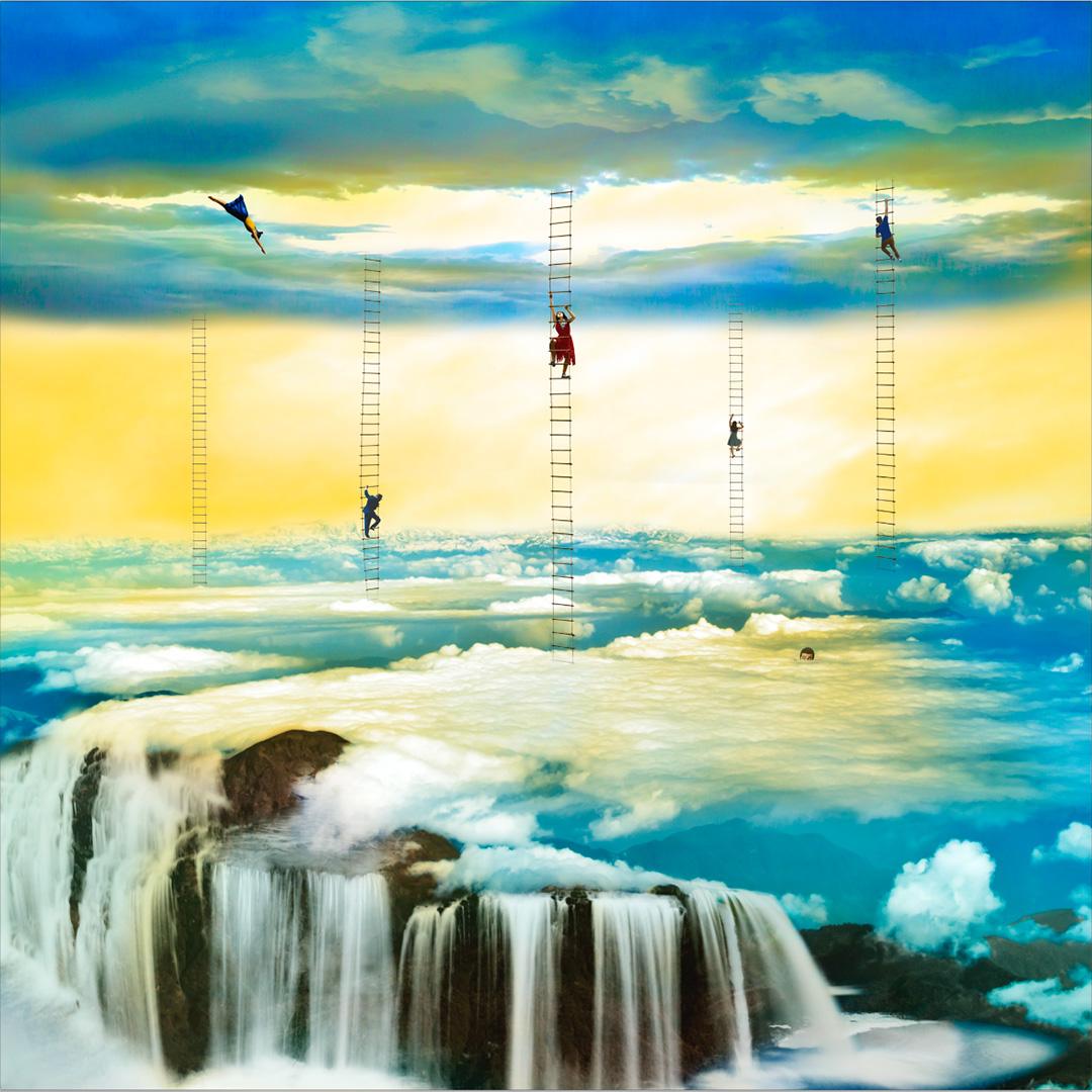 Heaven and Earth 2 | Fine Art Print